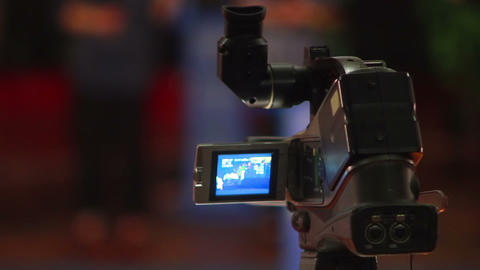 Videocamera Stock Video Footage