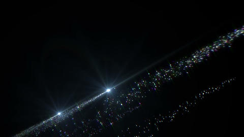 Glitter 6 Cee HD Stock Video Footage