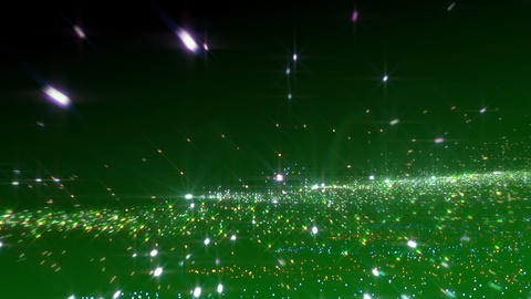 Glitter 6 Ddd HD Stock Video Footage