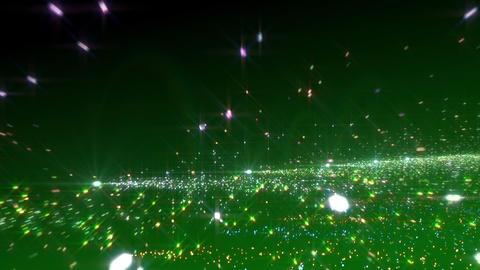 Glitter 6 Ddd HD Animation