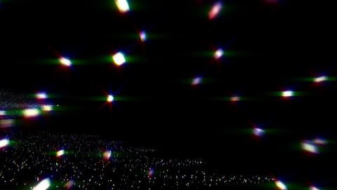 Glitter 6 Deee HD Stock Video Footage