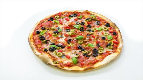 pizza Footage