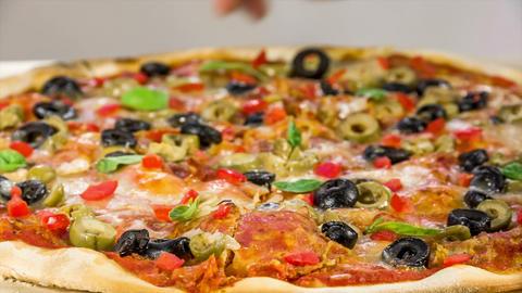 pizza ビデオ