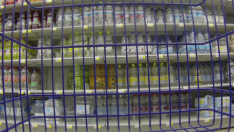 supermarket Stock Video Footage