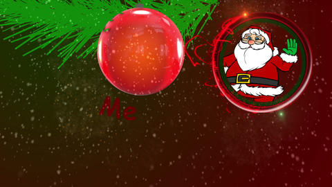 santa claus Stock Video Footage