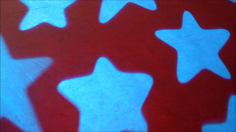 Star lights Stock Video Footage