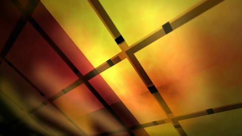 grid light floor Stock Video Footage