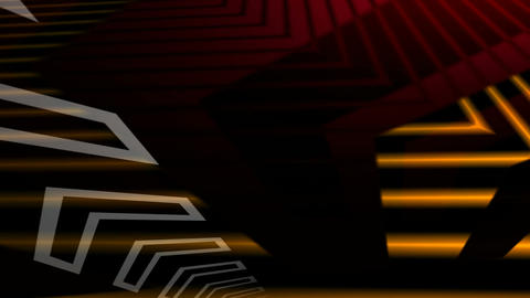 line arrow overlay Animation