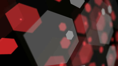 overlay hexagon space Animation