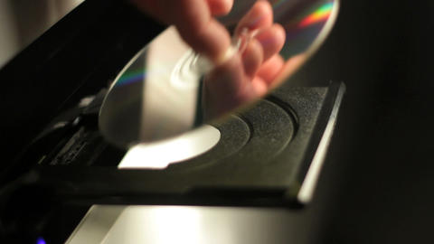 CD player Footage
