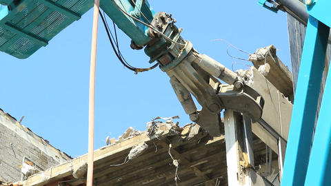 Demolition Footage