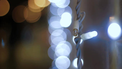 Tinsel Stock Video Footage