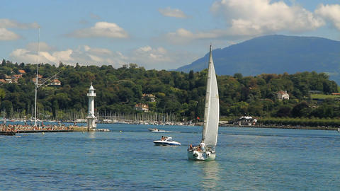 Sailing Stock Video Footage