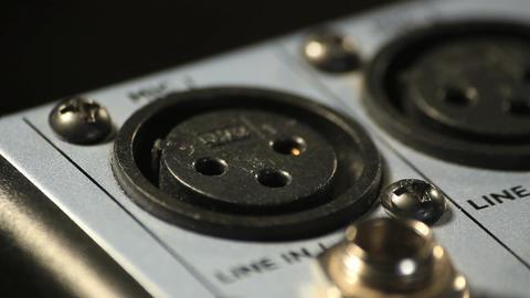 Audio mix Stock Video Footage