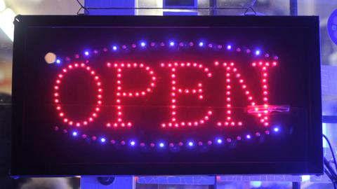 It's open Footage