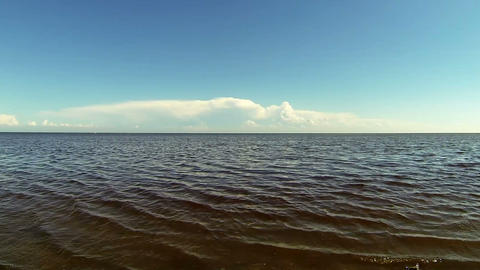 The coast of the Gulf Footage