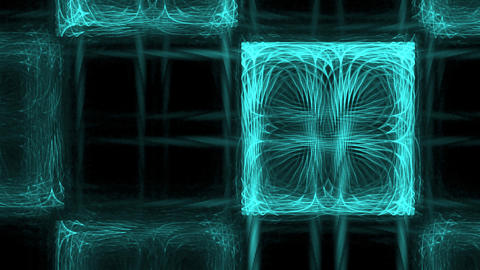 Abstract pattern motion Animation