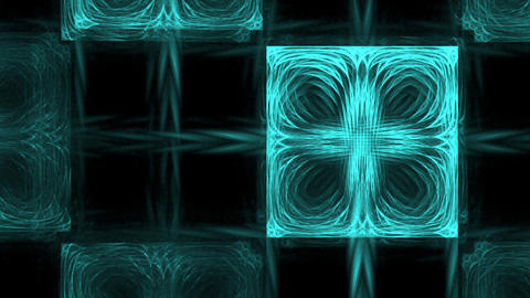Abstract pattern motion Stock Video Footage