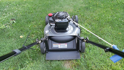 Lawn Mower Stock Video Footage