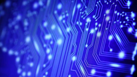 Circuit Board Stock Video Footage
