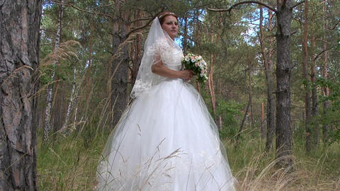 Bride Stock Video Footage