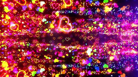 Heart G 6 Baa HD Stock Video Footage