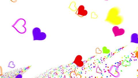 Heart G 6 Cddd HD Stock Video Footage