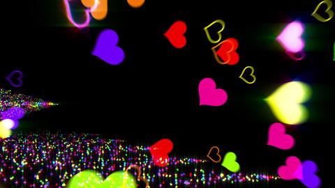 Heart G 6 Deee HD Stock Video Footage
