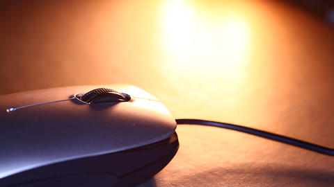 Computer mouse Stock Video Footage