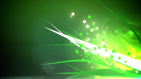 Glowing Grass Loop stock footage
