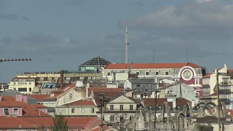 Lisbon, Portugal Stock Video Footage