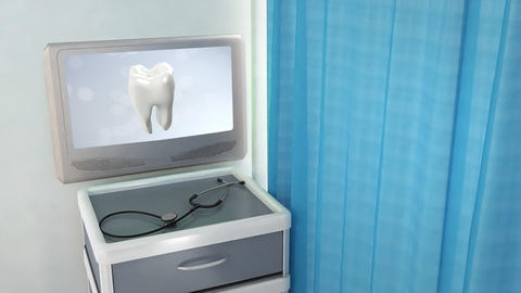 Dental Concept With Medical Room 0