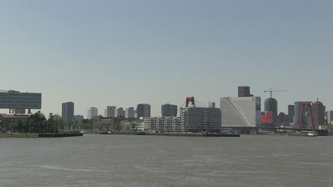Rotterdam, The Netherlands Footage