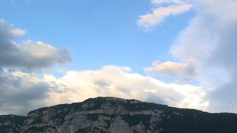 Mountain timelapse Stock Video Footage