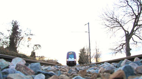 Train Stock Video Footage