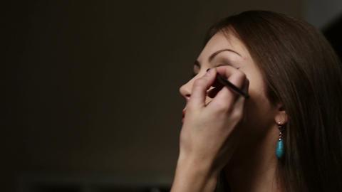 Makeup Stock Video Footage