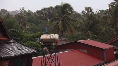 It's raining Stock Video Footage