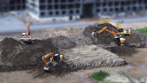 excavation Footage