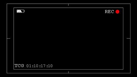 Camera viewfinder v 4 Animation