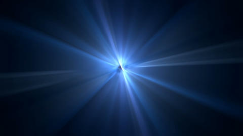 Blue Lights Background Stock Video Footage