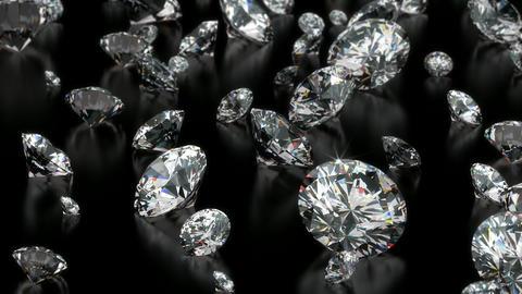 Diamonds Stock Video Footage