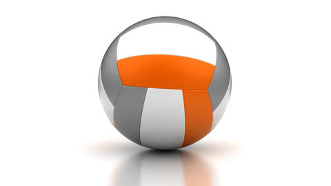 Volleyball Stock Video Footage