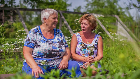 Older women Footage