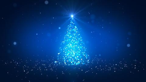 The Christmas tree_040 Stock Video Footage