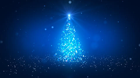 The Christmas Tree_040 stock footage