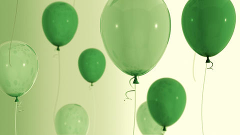 Balloons_036 Stock Video Footage
