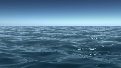 Sea/Ocean_031 stock footage