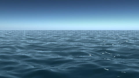 Sea/Ocean_031 Stock Video Footage