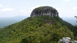 Pilot Mountain Stock Video Footage