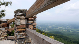 Pilot Mountain Stock Video Footage